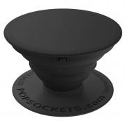 PopSockets Ausziehbarer Sockel und Griff für Smartphones und Tablets - Black