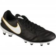 Ghete de fotbal barbati Nike Tiempo Genio II Leather Fg 819213-010