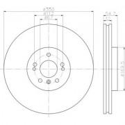 TEXTAR - (TMD Friction Services GmbH) TEXTAR - Bremsscheibe