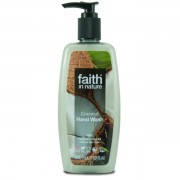Sapun lichid, Faith in Nature, cu cocos, 300 ml