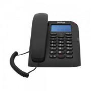 Telefone com fio com identificação de chamadas e viva-voz TC 60 ID