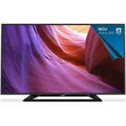 "Televizor LED Philips 80 cm (32"") 32PFH4100/88, Full HD, Perfect Motion Rate 100 Hz, Digital Crystal Clear, CI+"