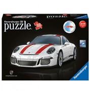 Puzzle 3D - Porsche 911R, 108 piese