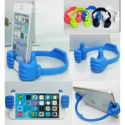 Multi Color Plastic OK Stand Thumbs Up Tablet Mobile Cell Phone Holder