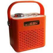 Boxa Portabila Tellur Blues Retro TLL161021, Bluetooth, Radio FM (Rosu)