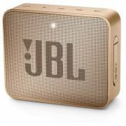 Boxa portabila cu bluetooth JBL GO 2 Champagne