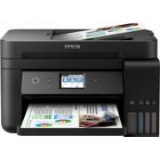 Multifunctionala inkjet color Epson L6190 CISS Retea Wireless Duplex ADF Fax A4