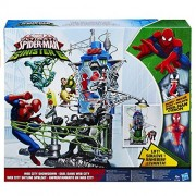 Hasbro Set Spider-Man, Web City Daily Bugle Battle Playset