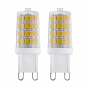 Bec LED G9, 11675, 3W, 360lm, 4000K, set 2 buc