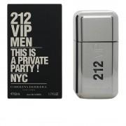 212 VIP MEN apă de toaletă cu vaporizator 50 ml