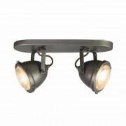 LABEL51 Led Spot Moto - 2-Lichts - Grijs