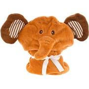 Gyerek pokróc elefánttal