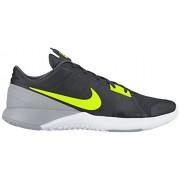 Men's Nike FS Lite Trainer 3 Training Shoe Anthracite/Wolf Grey/Volt Size 9 M US