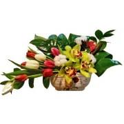 "Aranjament floral ""Tulips"""