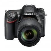 Refurbished-Mint-Reflex Nikon D7200 Black + Lens 18-105mm f/3.5-5.6G ED VR