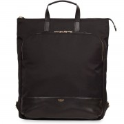 Knomo Harewood Tote Backpack Black 15 inch