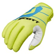 Scott 350 Race Gloves 2016 Blue Yellow M
