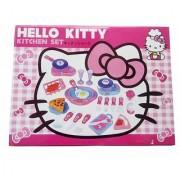 Oh Baby branded Pink Plastic Kitchen Set For Kids FOR YOUR KIDS SE-ET-277