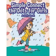 Simple Connect the Dots for Girls Activity Book, Paperback/Kreative Kids