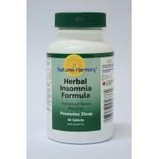 Herbal Insomnia (90 cps.) - pentru un somn linistit si odihnitor