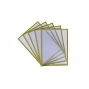 Betzold Magnetische Infotaschen im 5er-Set, DIN A4