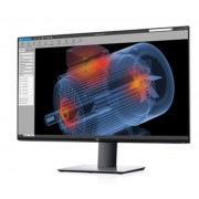 "Monitor IPS, DELL 31.5"", U3219Q, 5ms, 1300:1, 99% sRGB, DP/HDMI, UHD 4K"