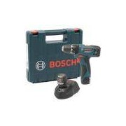 Parafusadeira/furadeira De Impacto Gsb 1200-2 Li - 06019f30e0 - Bosch