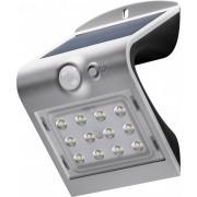 Vägglampa LED Solcell med PIR 1,5W