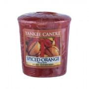 Yankee Candle Spiced Orange mirisna svijeća 49 g