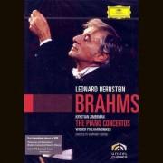 Leonard Bernstein - Brahms: Piano Concertos (0044007343326) (1 DVD)