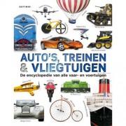 Auto's, treinen & vliegtuigen - Clive Gifford
