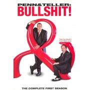 Penn & Teller: B.S.! - The Complete First Season [3 Discs] [DVD]