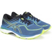 Asics GEL-CUMULUS 19 Running Shoes For Men(Blue)