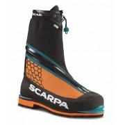 Scarpa Phantom Tech - Black/orange - Expedition Chaussures 43