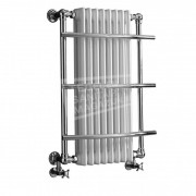 Continental Essex (63,5x87,4 cm) Klassieke radiator 1238 Watt Chroom