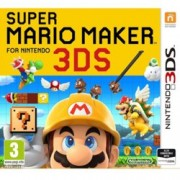 Super Mario Maker, за 3DS
