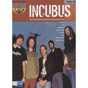 Various Authors Incubus: Guitar Play-Along Volume 40