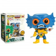 Funko Pop Merman Chase Azul Motu Masters Of The Universe