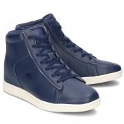 Lacoste Carnaby Evo Wedge - Sneakersy Damskie - 7-34SPW0017003