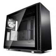 Кутия Fractal Design Define S2 Black – TG, mATX, ATX, ITX, EATX, USB 3.1 Gen 2 Type-C, черна, без захранване