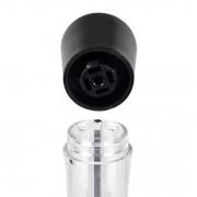 Мелничка за сол COLE & MASON DERWENT GUNMETAL цвят графит с механизъм за прецизност - 19 см