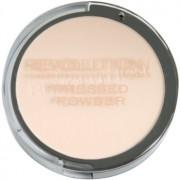 Makeup Revolution Pressed Powder pó compacto tom Porcelain 7,5 g