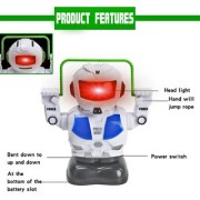 ROBOT SKIPPING ROBOT TOYS GAMES BOYS GIRLS 3AGE +