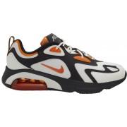Nike Air Max 200 - sneakers - uomo - White/Orange/Black