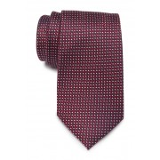 Nautica Sebonac Mini Tie RED