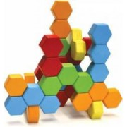 Joc de constructie IQ HexActly - Fat Brain Toys