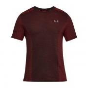Under Armour Threadborne Seamless - T-shirt fitness - uomo - Wine