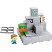 Set Jucarii Minecraft Mini Figure Environment Set Waterfall Wonder
