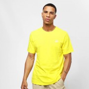 Nike Club Tee - Geel - Size: Extra Large; male