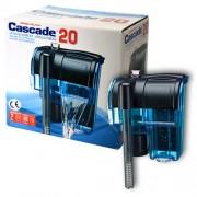 PENN PLAX CASCADE 20 Mini 80l/h do 26l vonkajší závesný akváriový filter